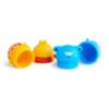 Игрушки для ванны дайвер и акула