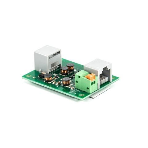 PoE-сплиттер для питания микрофонов PSE-MIC-E