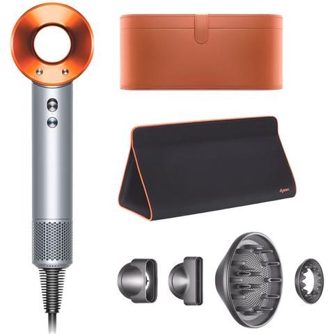 Dyson Фен для волос Медный с набором фирменных чехлов Supersonic Limited Edition