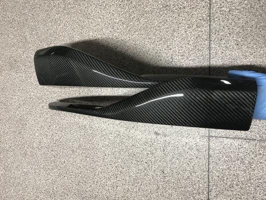 Накладки заднего бампера  для BMW X5M F85