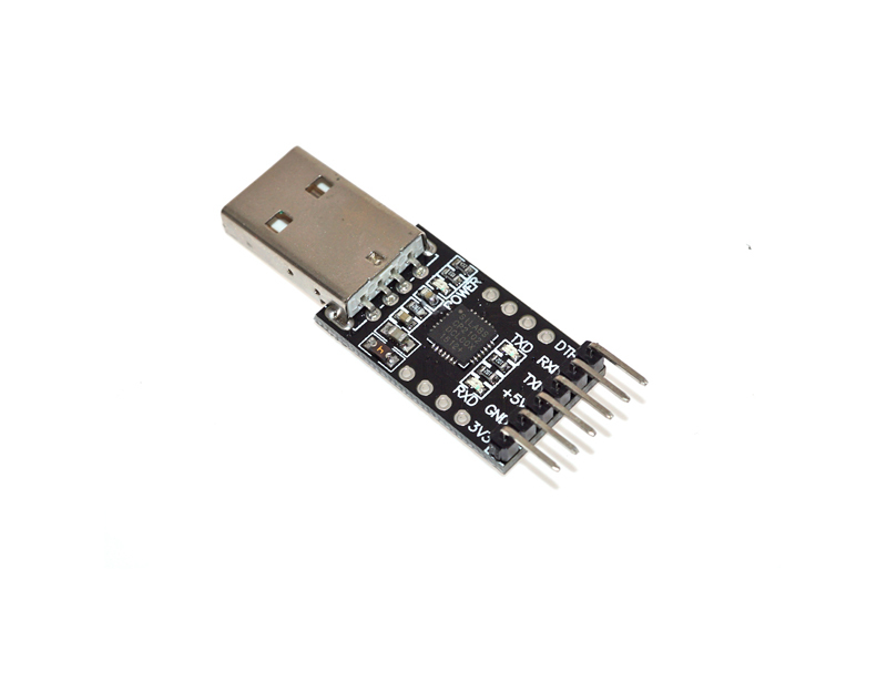 CP2102 преобразователь USB-UART TTL (6PIN)
