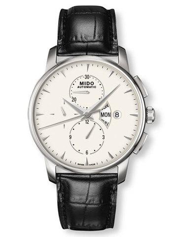 Часы мужские Mido M8607.4.11.4 Baroncelli Chronogaph