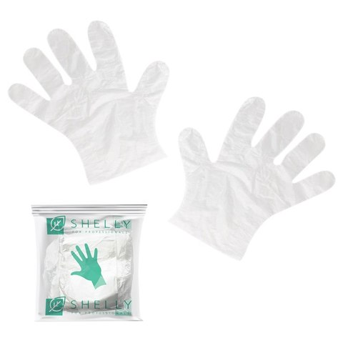 Набір рукавичок для манікюру Shelly 10 шт. (3)