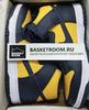 Nike Dunk High Retro 'Michigan' (Фото в живую)