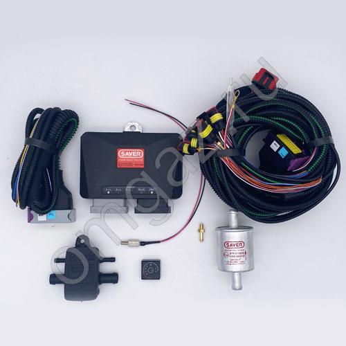 Миникит SAVER-4 OBD (NORDIC 125KW, рампа OMVL SL)