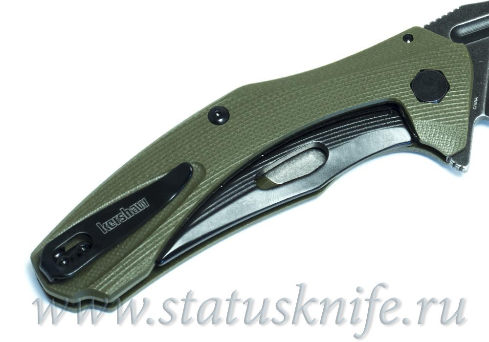 Нож Kershaw 7007OLBW Natrix 8Cr13MoV - фотография