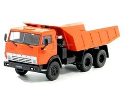 KAMAZ-5511 Dump Truck USSR 1:43 DeAgostini Service Vehicle #70