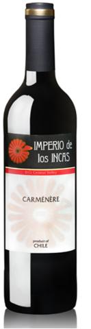 IMPERIO de Los Incas Carmenere