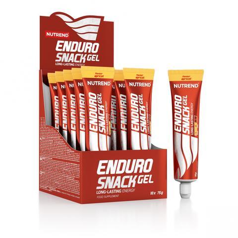 Nutrend ЭндуроСнек туба 75г/EnduroSnack tuba 75g (Абрикос)
