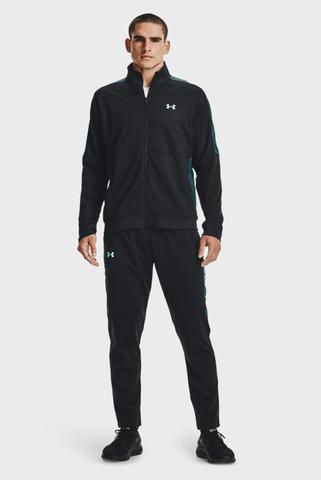 Мужские черные спортивные брюки UA SPORTSTYLE GRAPHIC TK PNT Under Armour