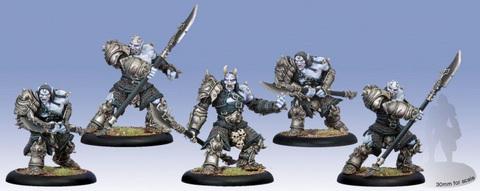 Ogrun Warmonger Unit BOX