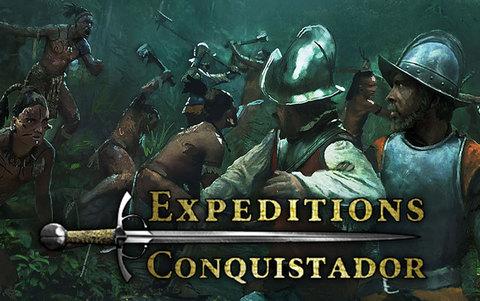 Expeditions: Conquistador (для ПК, цифровой ключ)