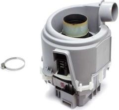 Насос рециркуляционный с нагревателем для посудомоечной машины Bosch 651956
