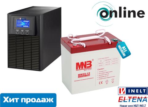 Комплект MONOLITH E1000LT-12V+MM 55-12