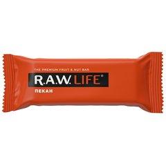 Батончик натуральный R.A.W. LIFE Пекан