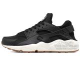 Кроссовки Женские Nike Air Huarache Premium Black White