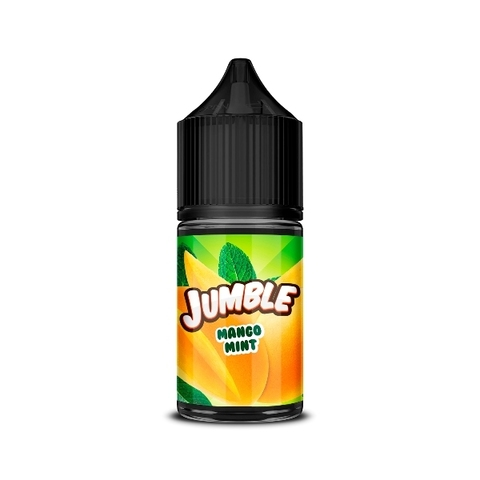Жидкость Jumble Salt 30 мл Mango Mint