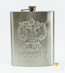 Фляга в чехле Россия 1,35 л, фото 2
