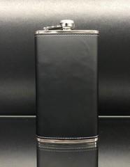 Фляга черная, 300мл, фото 3