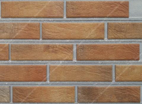 Cerrad Loft brick, Curry, 245x65x8 - Клинкерная плитка для фасада и внутренней отделки