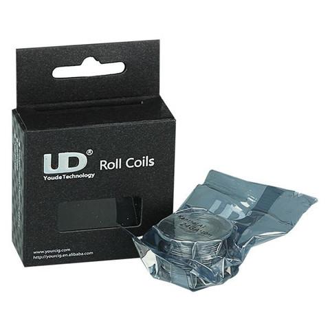 Кантал UD Twisted 34GA +ribbon 0.16мм+плоский 0.5*0.1мм 10метров