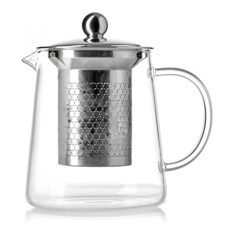 Чайник заварочный Walmer Sapphire (0,6 литра), серебристый