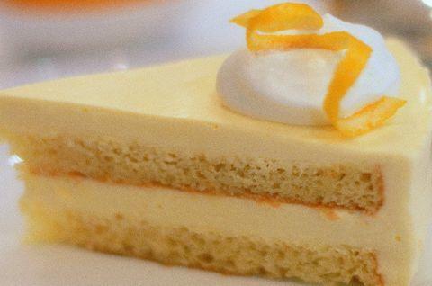Лимонный торт без глютена сахара и лактозы (молока)