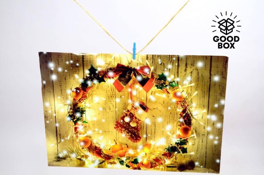 Наклейки новогодние купить недорого в Казахстане