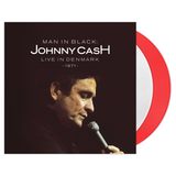 Johnny Cash / Man In Black: Live In Denmark 1971 (Coloured Vinyl)(2LP)