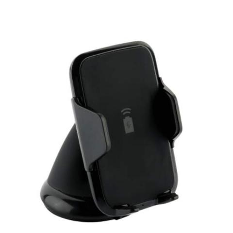 Автомобильное беспроводное Qi зарядное устройство Deppa Crab Qi Fast Charge D-55155 для 3.5