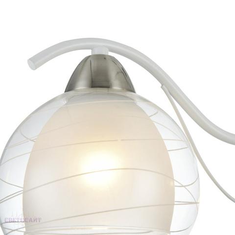Люстра потолочная FR5052-CL-03-W серии Nikki