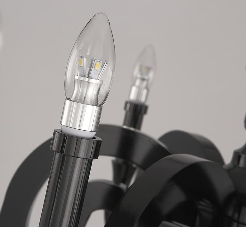Подвесной светильник копия Paper by Moooi (черный, D90)