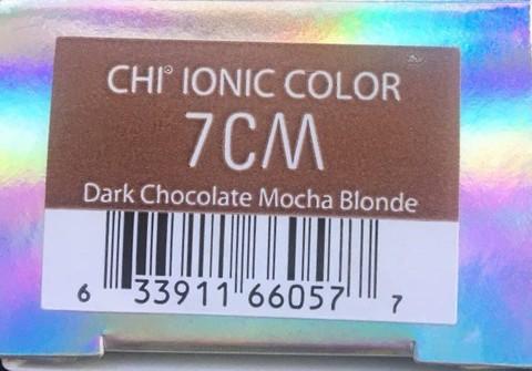 Крем-краска CHI Ионик 7 СМ  85 гр