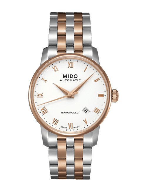 Часы мужские Mido M8600.9.N6.1 Baroncelli