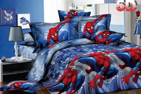 Комплект постельного белья 1,5 спальный Капитошка 0051