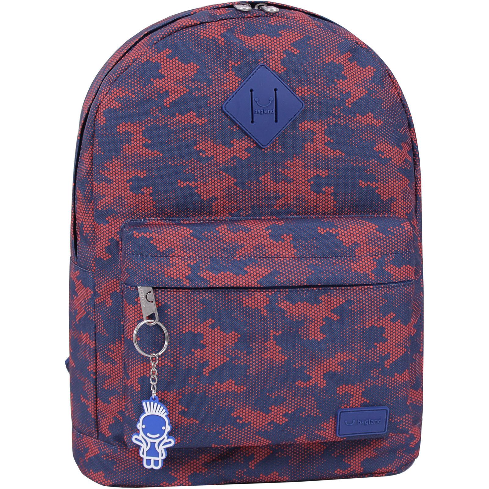 Молодежные рюкзаки Рюкзак Bagland Молодежный 17 л. сублимация 482 (00533664) IMG_9432_суб.482_.JPG