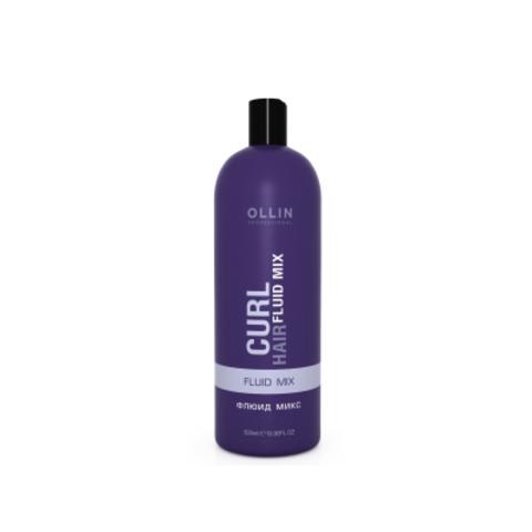 OLLIN curl hair флюид микс 500мл/ fluid mix