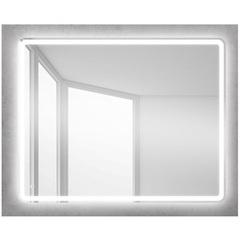 Зеркало с подсветкой 100х80 см BelBagno SPC-MAR-1000-800-LED-TCH фото