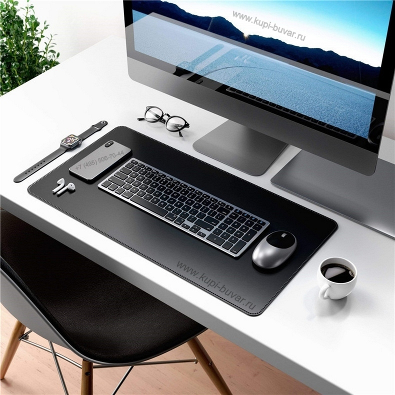 Бювар накладка подложка на стол модель 9 хит продаж популярная модель.