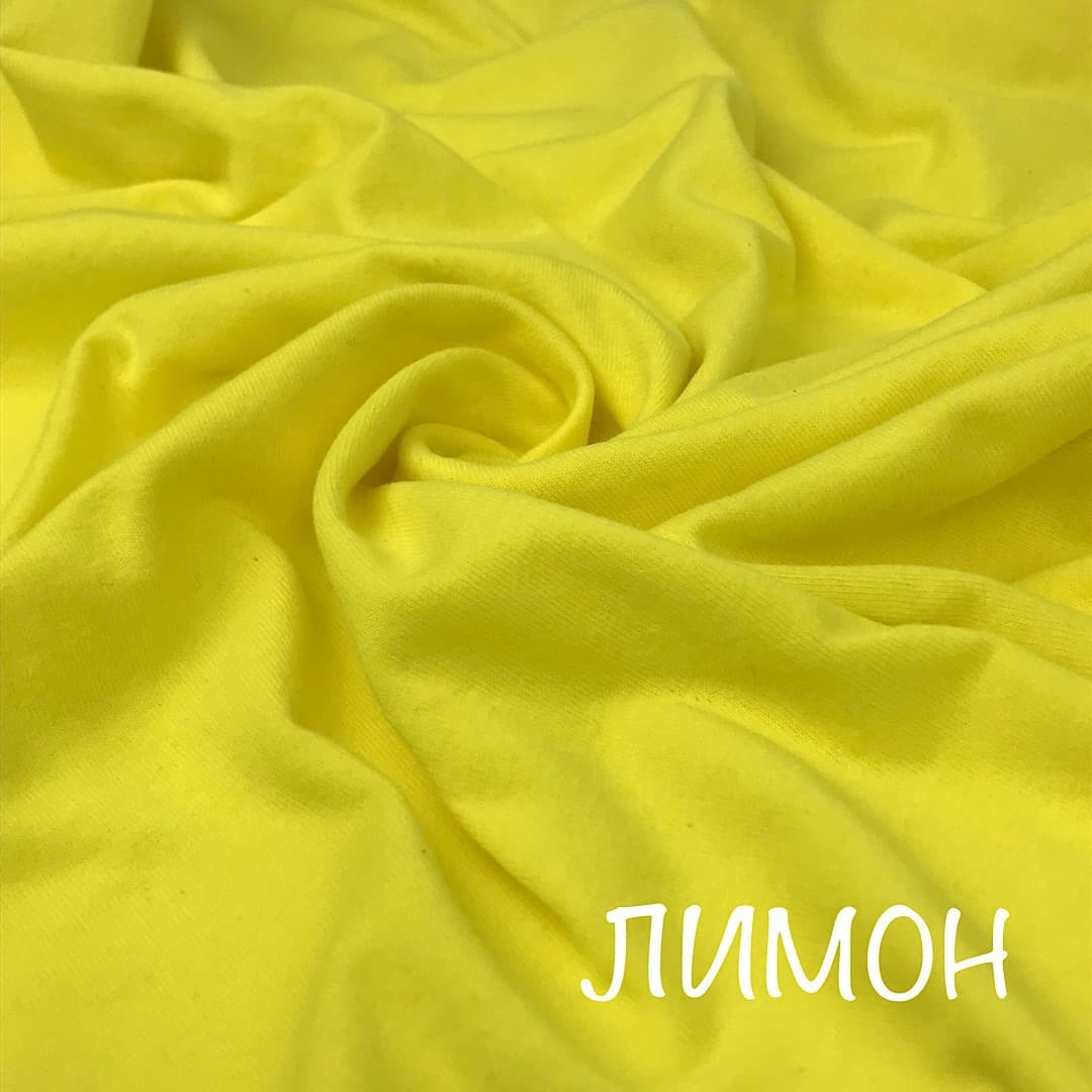 TUTTI FRUTTI лимон - комплект постельного белья для новорожденных