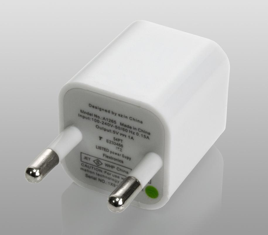 Сетевой адаптер с USB-выходом - фото 1