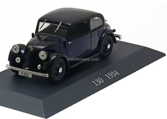Mercedes 130 1934 darkblue-black Altaya 1:43