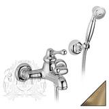 Смеситель Migliore Maya ML.MAY-8902 Br для ванны с душем