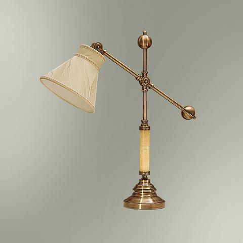 Настольная лампа с абажуром 21-56/3822 ДОКТОР ВАТСОН