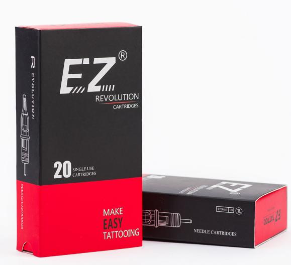 Картридж для тату  CURVED MAGNUM EZ Revolution 1215M1C-2 Regular M-Taper ( цена за 5шт и 20шт)