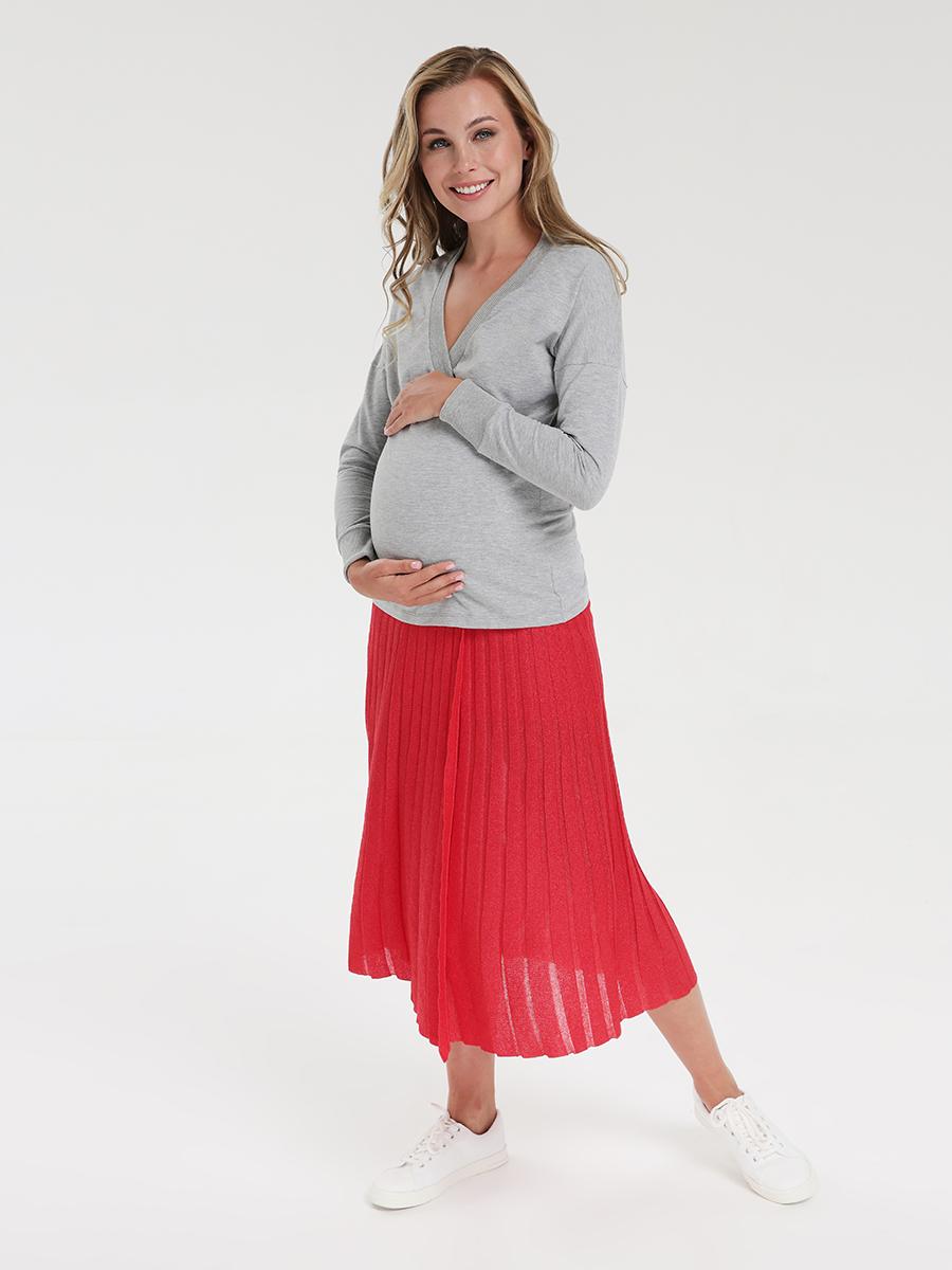 Блуза для будущих и кормящих мам - Фото 4
