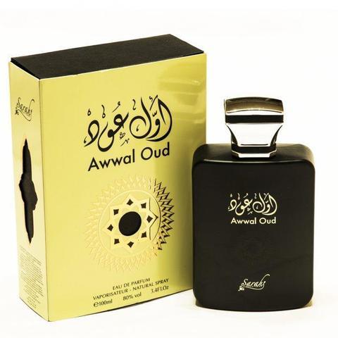 ПРОБНИК 1мл от Awwal Oud / Авваль Уд 100мл