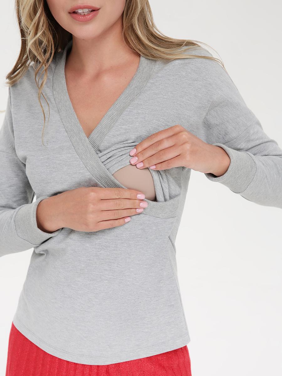 Блуза для будущих и кормящих мам - Фото 5