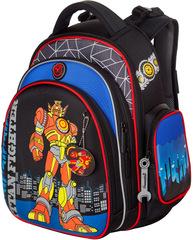 Рюкзак школьный с мешком Hummingbird TK 52