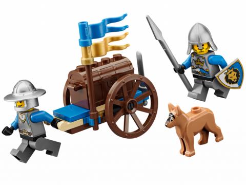 LEGO Castle: Засада в лесу 70400 — Forest Ambush